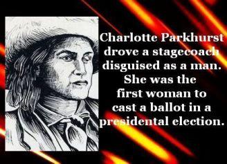 Charlotte Parkhurst
