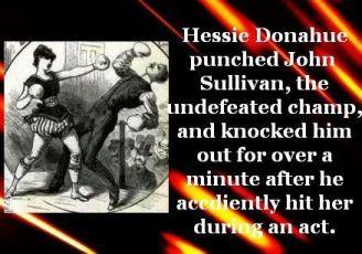 Hessie Donahue