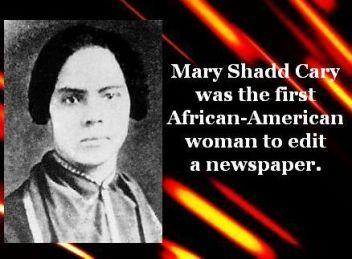 Mary Shadd Cary